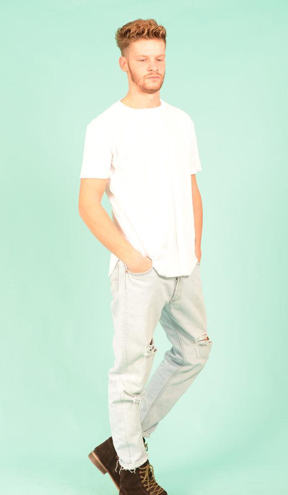 Alessandro modello per art and models