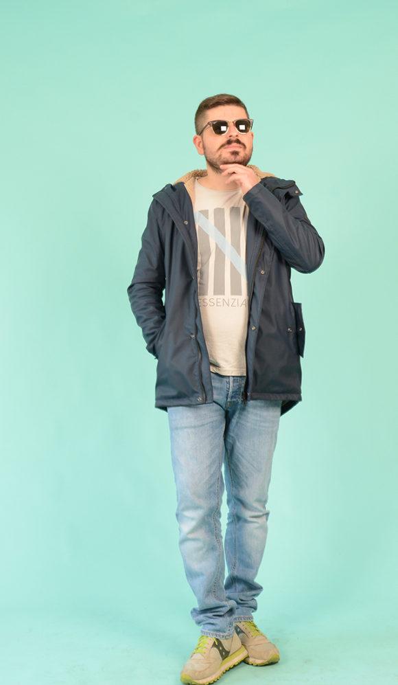 Angelo modello per Art and models