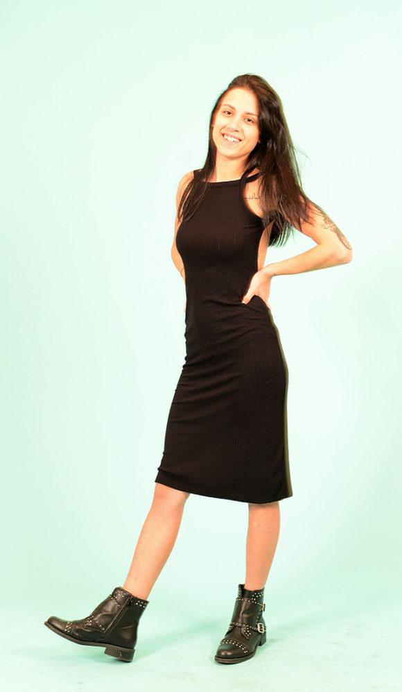 Elena modella per Art and models