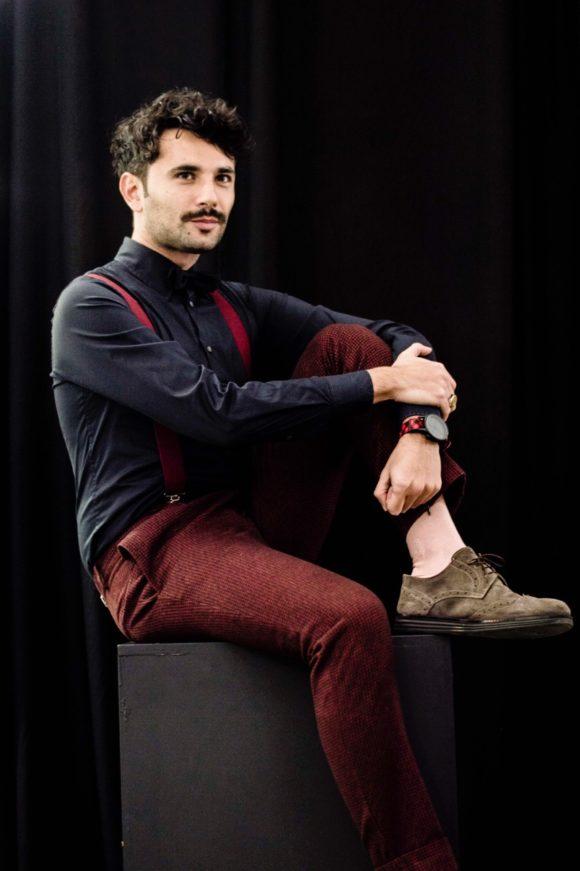 Daniele modello per Art and models