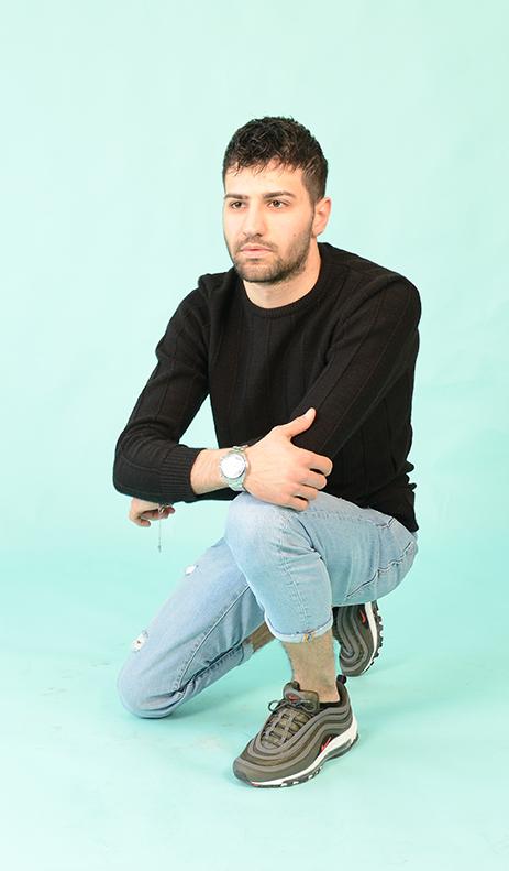 Antonio modello per Art and models
