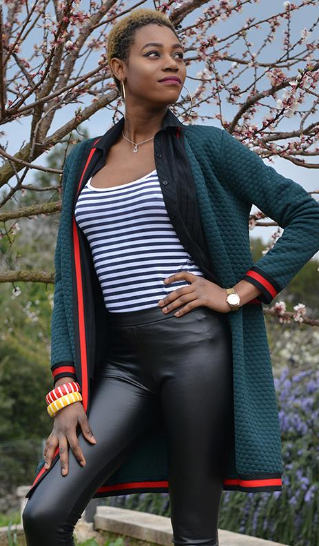 Esther modella per Art and models