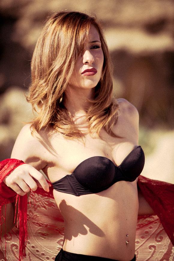 Mariantonietta modella per Art and models