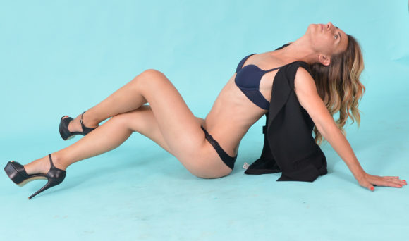 Alessandra modella per Art and models