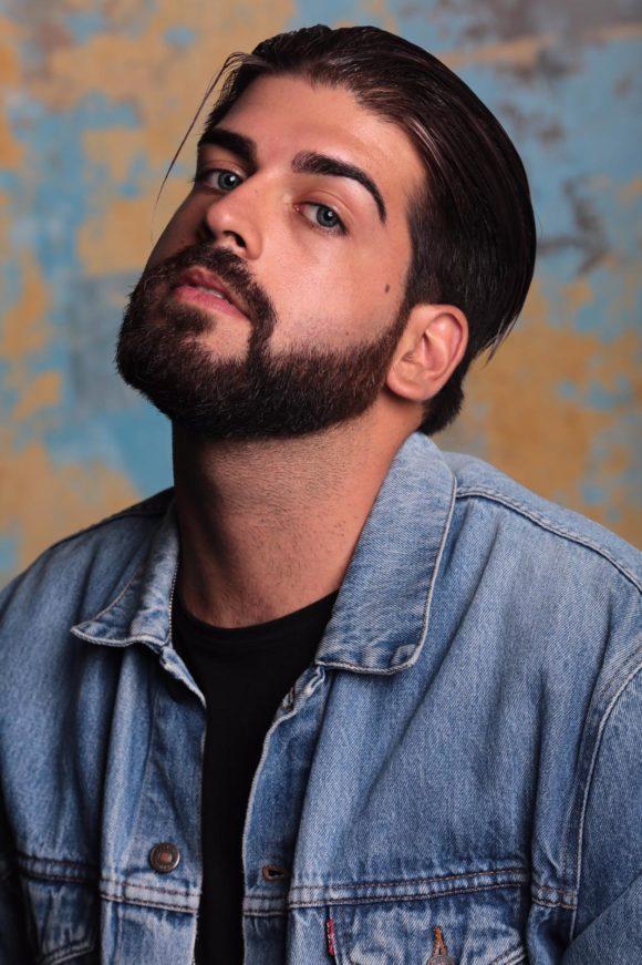 Dario modello per Art and models