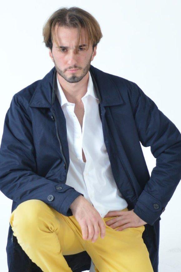 Alessio modello per Art and models