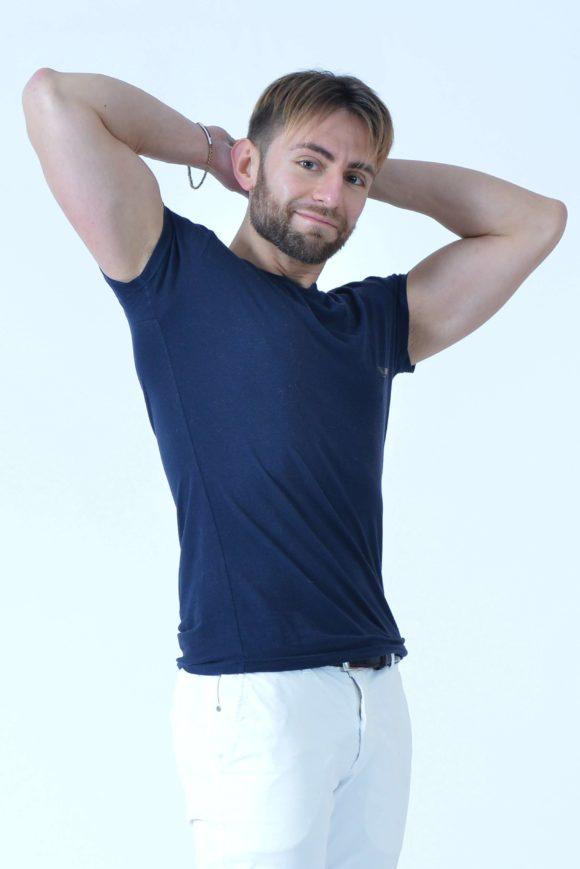 Francesco Luca modello per Art and models