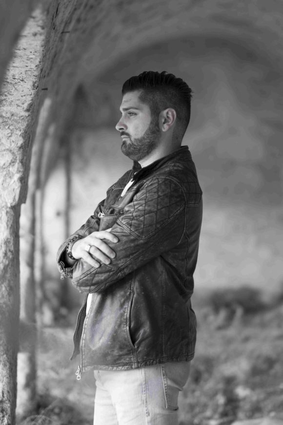 Riccardo modello per Art and models